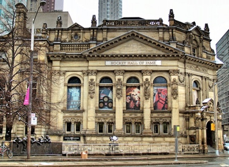 Attractions: Hockey Hall of Fame