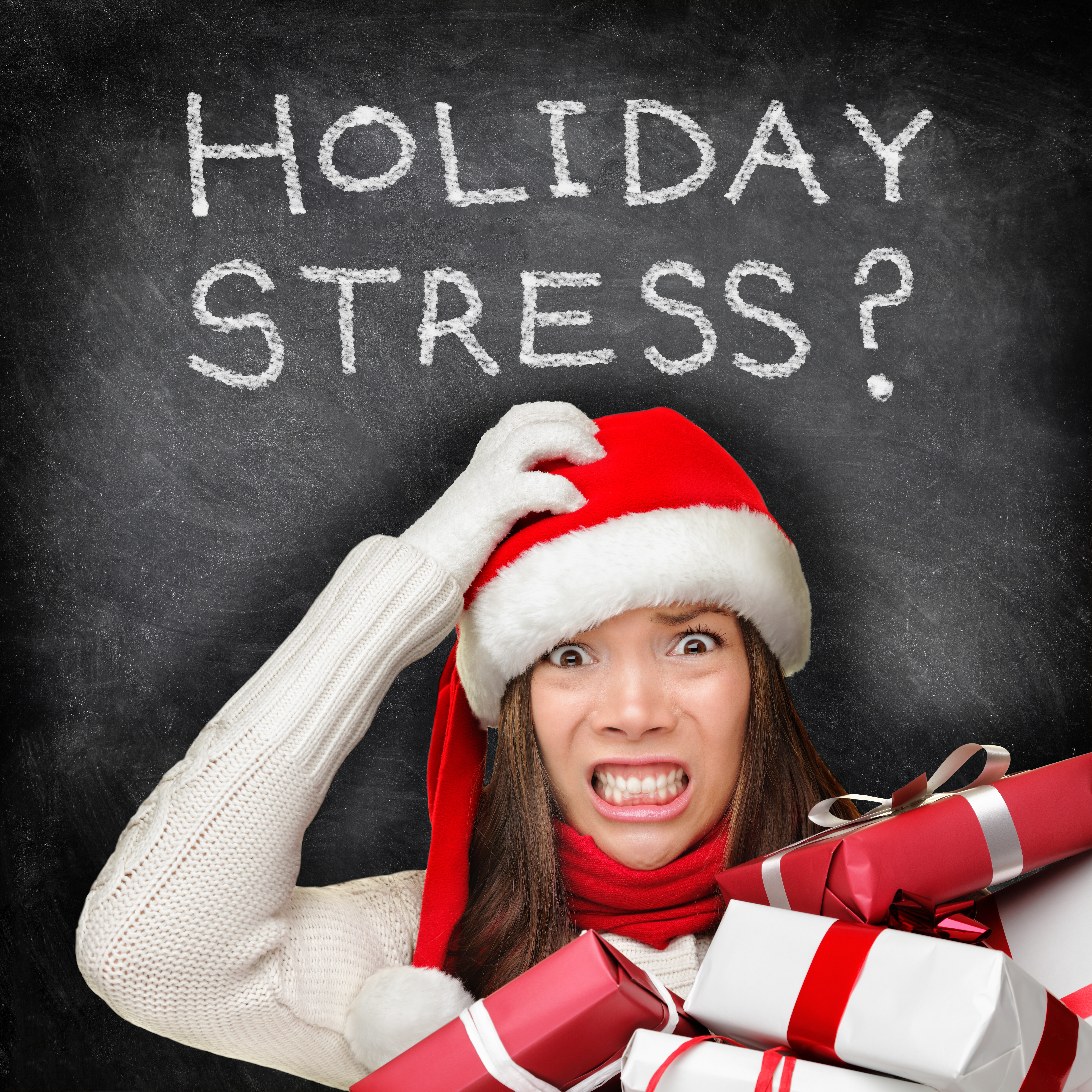 Holiday Stress 2019